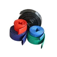 DIN agriculture irrigation supplies - Top Products Factory Direct Supply Inch PVC Flexible Lay Flat Hose High Pressure Water Hose For Agriculture Irrigation F