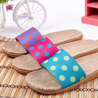 bathroom shoes - Men Shoes Couples Summer Spring Indoor Women Slippers Slides for House Bedroom Bathroom Non slip Flats