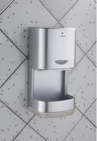 air jet hand dryer - LM C G Single jet air dryers mm long outlet can be thoroughly dry hands
