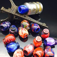 ball bearing buy - Ball Shape Pretty Pattern Wide Bore Epoxy Resin drip tip With DHL buy cheap drip tip for Ball Shape