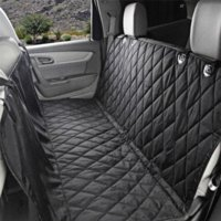 Red bench car seats - Car Pet Seat Covers Waterproof Back Bench Seat D Oxford Car Interior Travel Accessories Car Seat Covers Mat for Pets Dogs