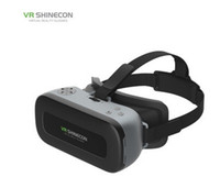 Wholesale VR Shinecon Virtual Reality D smart Glasses ALL IN ONES inch SCREEN Adjustable focal length