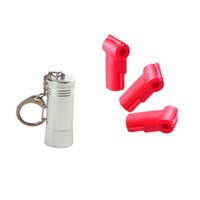 Wholesale 500 piece red color stop lock security tag and piece key tag remover