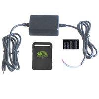 Wholesale MAOZUA TK102B MiNi Car Popular portable GPS Tracker Quan band TK102 Vehicle GPS GSM GPRS RealTime SMS Location Tracking Device