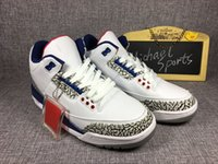 Wholesale retro true blue OG classic retro colorway basketball shoes Good Quality Version Michael Sports