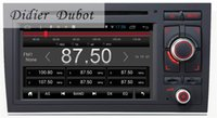 android wifi amplifier - Android Double Din Car DVD Player Stereo Auto radio with bluetooth G WIFI GPS Navigation Mirror Link for Audi A6