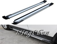Wholesale High Quality Car Running Pedals Side Step Bar Running Board For TOYOTA RAV4 Accessories
