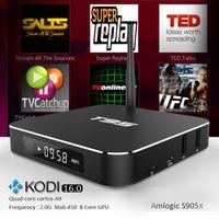 Cheap 1GB android ott tv box Best 8GB Black T95 android ott tv box