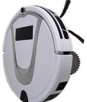 al por mayor aspirar suelos más limpios-TC-750 Nuevo diseño Robot Inteligente Aspirador Robots de Limpieza de Polvo barrido Sensor Automático Robótica Robótica Baldea Limpieza de Piso