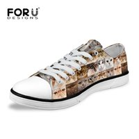 b puzzle - HOT Women s Casual Canvas Shoes D Animal Cat Puzzle Dog Collages Shoes For Girls Students Breathable Flats Lace up Low Shoes