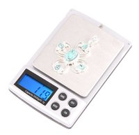 Wholesale Professional KGS g Digital Scale Pocket Electronic Jewelry Diamonds Scale Mini Weighing Scales Weight Balance LCD Display