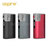 authentic wholesale stylish - Authentic Aspire Zelos W TC Mod mAh Built in Lipo Battery Added In Stylish Design Thread vs Smok GX350 G150 G Priv vape mod