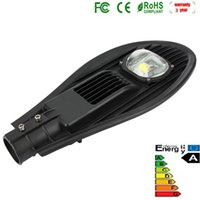 Wholesale 30W LED Road Lamp Street Walkside lighting Outdoor lights High Brightness Waterproof AC82 V Power saving Years Warranty Factory Direct