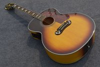 acoustic body styles - Factory custom Chibson J200 acoustic guitar maple body spruce top J200 electric acoustic guitar Jumbo style Acoustic