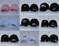 Wholesale Sport Hip Hop Ball Caps SCOTT ANTI SOCIAL SOCIAL CLUB Hats Woman Men Snapback Baseball Street Peaked Flat Panel Beanies Casual Outdoor