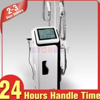 auto body equipment - Cavitation Ultrasound Cellulite Treatment Auto Roller Vacuum Infrared RF Skin Lifting Face Eye Care Body Slimming Spa Beauty Equipment