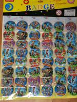 Wholesale 1200pcs Dog Badge of Comics cm Badges