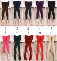 Wholesale Women Autumn Winter THICK Warm leggings for women Brushed Lining Stretch Fleece Pants Trample Feet Leggings