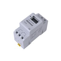 Wholesale V LCD programmable digital count down timer switch week on off setting