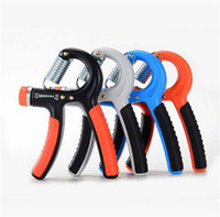 Wholesale 10 kg Hand grips adjustable Fitness Strength Training Gym Sports Hand Grip arm wrist building expander Muscle hand gripper