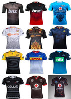 Wholesale Whosales top quality super rugby NZ Warriors Rugby jerseys