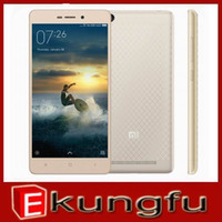 Wholesale Original Xiaomi Redmi Snapdragon Octa Core Mobile Phone GB RAM GB ROM quot x720 Metal Body mAh Battery MIUI