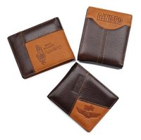 bag of foreign coins - GUBINTU foreign trade of the first layer of leather stitching men wallet personalized coin change bag leather wallet tide