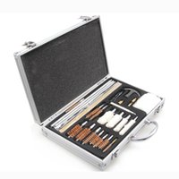 Wholesale 28pcs Universal Gun Cleaning Kit with Carrying Case