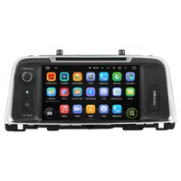 Wholesale Quad Core din quot Android Car dvd gps for Kia K5 Optima With Radio G WIFI Bluetooth TV USB DVR OBD Mirror link Car DVD Player