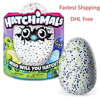 Wholesale Most Popular Hatchimal Christmas Gifts For Spin Master Hatchimals Hatching Egg The Best Christmas Gift For Your Baby