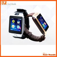 Wholesale Hot DZ09 Smart Watch Wrisbrand Android Smart SIM Intelligent mobile phone watch can record the sleep state Smart watch