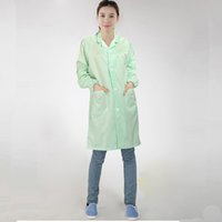Wholesale Professional Cache poussiere Dustproof anti static clothing comfortable quality garments for clean room
