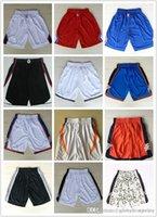 Microfiber basketball clippers jerseys - Men s Clippers Basketball Shorts Men Nets Running Shorts Summer Beach Spurs Sport Shorts Thunder For Men Plus Size