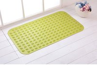 best bathroom cleaner - Anti Slip Anti Bacterial Bath Mat The Best Safety Addition for Your Shower or Bath for Baby Kids and Easy to Clean