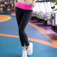 Wholesale Gym Leggings New Sport Leggings Clothes For Women Yoga Sport Pants Tights Pantalones Fitness Sweatpants Running Yoga Pants