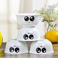 Wholesale 4 inches Ceramic Rice Bowls Packs Random White