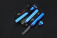 Wholesale Kimter Inch Garden Folding Shovel Glass Breaker Bottle Opener Perfect For Snow Shovel Entrenching Tactical Tool Self Defense F949E