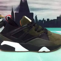 basketball patriots - 2017 Original Puma Sneaker x PUMA Blaze of Glory Sock Paris Patriot Men Black Green White Basketball Sport Shoes Sneakers