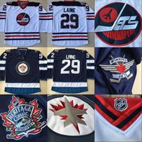 Wholesale 2016 Heritage Classic Patrik Laine Jersey Men s Winnipeg Jets Blake Wheeler Dustin Byfuglien Mark Scheifele Hockey Jerseys