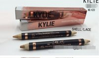 Concealer beautiful white skin - 10 Kylie Jenner Concealer High light Double Pen Makeup Pencil color Naked Makeup Show your beauty beautiful
