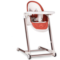 Wholesale Multi function Baby High Chair for Months Portable Folding Dining Chair Baby Feeding Chair gear Adjustable