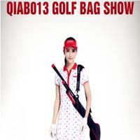 Wholesale Golf bag gun bag can carry three mini cue bag factory direct sale