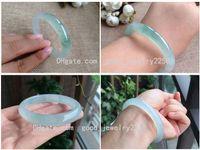 Wholesale 100 Natural Handwork Jadeite A jade quartz rock jade bracelet woman bracelet With certificate
