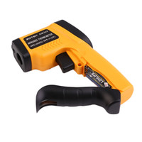 Wholesale GM320 LCD Digital Infrared Thermometer Industrial Liquid Crystal Instrument Non contact Temperature Measurement Diagnostic Tool