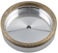 Wholesale Diamond Grinding Disc Diamond Abrasive Cup Disc for Glass Edger Machine mm Free Ship