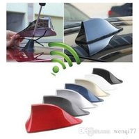 Wholesale Universal Car Roof Shark Fin Antenna Radio Antenna With Signal Car Decoration