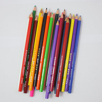 Wholesale Coloring Pencils DIY Painting Graffiti Drawing Colored Pencils Art Tools Assorted Colors great for Kid Adult Coloring Books