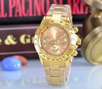 Wholesale Top Luxury Quartz Watch Brand Mens Watches Full Steel Fashion Casual Watches Clock Male Wristwatch Business Men Watch