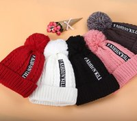 adult centers - an edition with thick warm hat hat scarf two piece Ms Qiu dong season knitting hat pure color youth centers