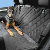 Wholesale High Quality Car Pet Back Seat Covers Bench Seat D Oxford Car Interior Travel Accessories Car Seat Covers Mat for Pets Dogs